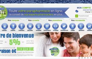 Mon concept santé : enfin une vraie parapharmacie en ligne !