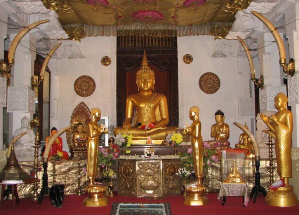 La religion Sri Lankaise